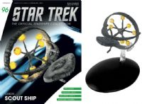 Star Trek The Official Starships Collection #96 Orion Scout Ship
